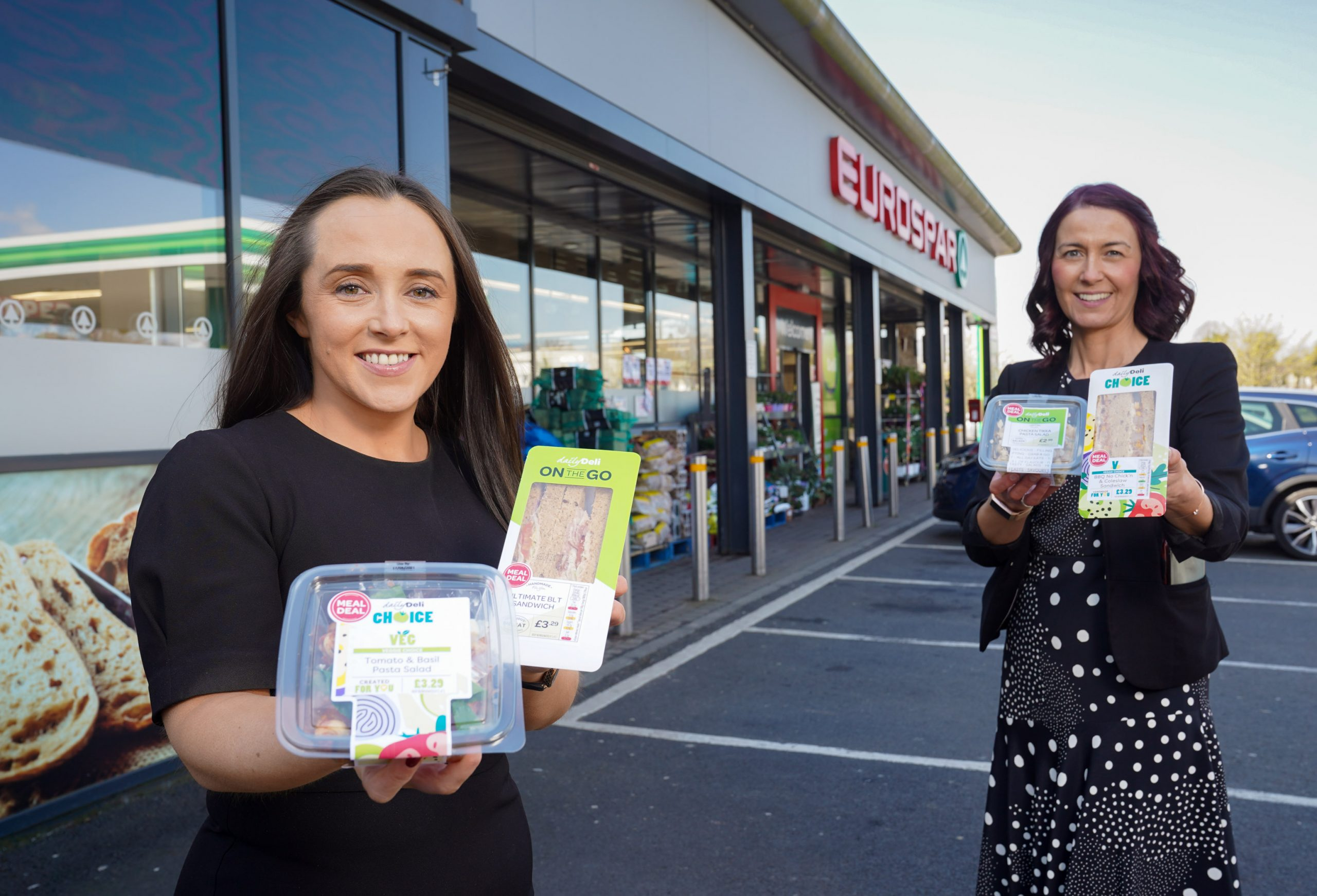 Henderson Group reinvigorates lunch on the go offering with colourful new range