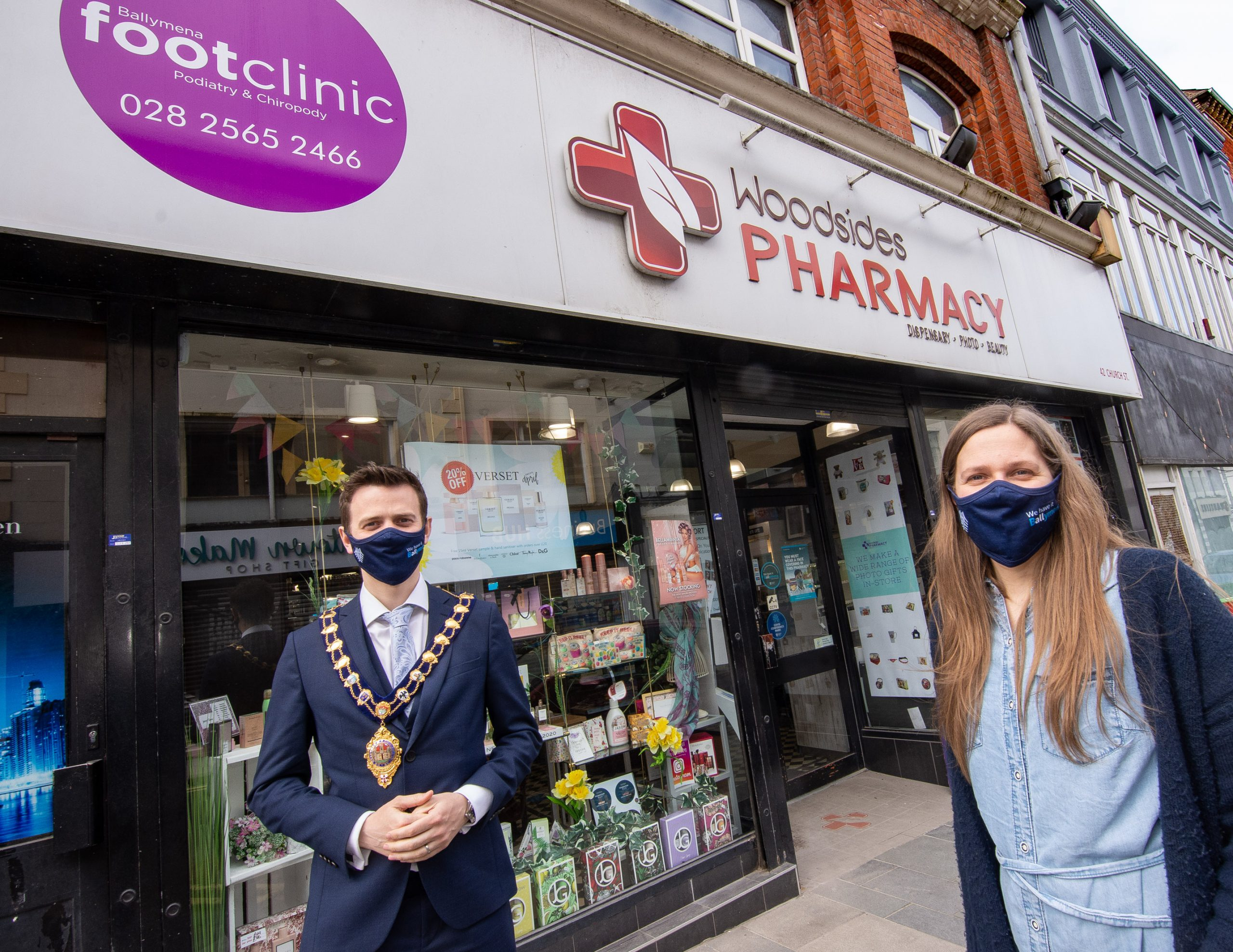 Council's Retail Safety Packs helping businesses to reopen