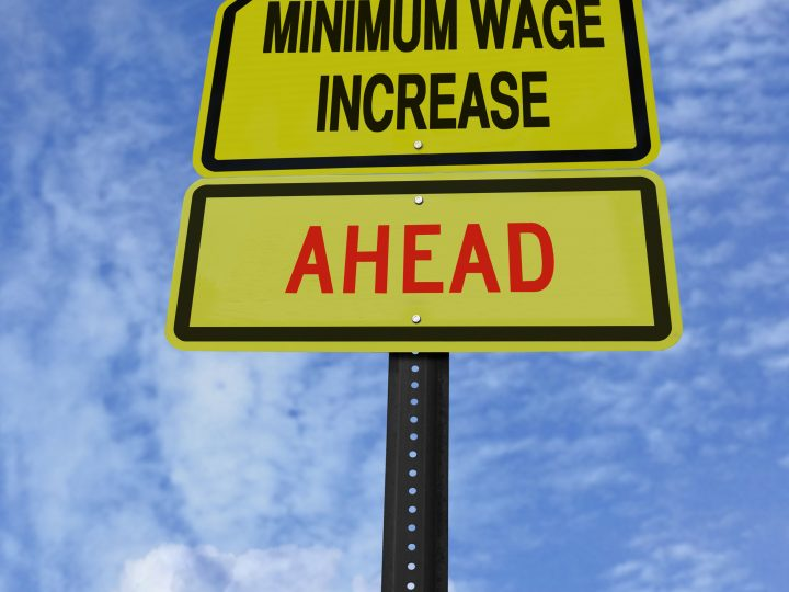 Don't forget – New national minimum wage and national living wage from 1st April