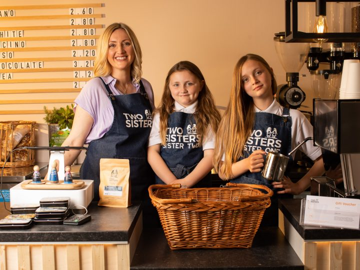 Two Sisters – a deli with a difference in East Belfast – everything 'made in NI'