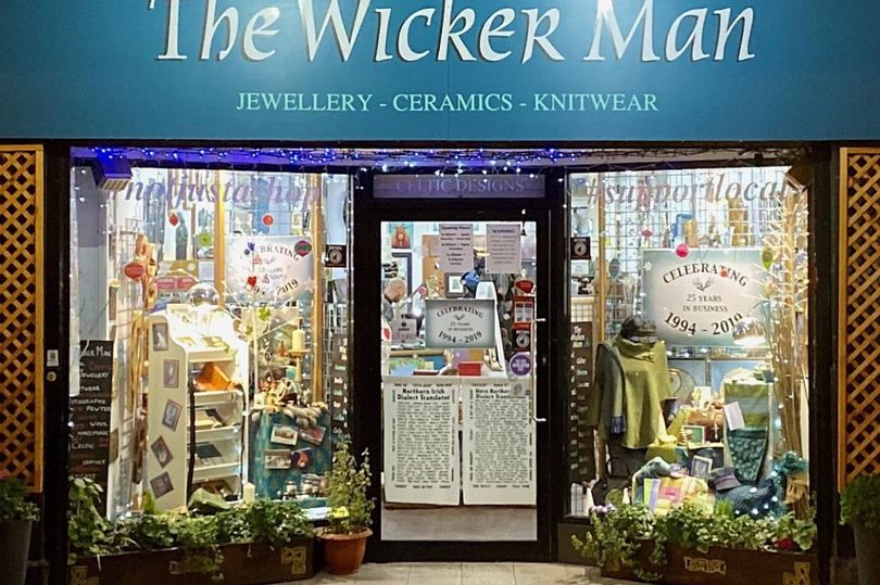 High Street Stimulus Scheme may come too late for some stores – Wicker Man to close after 27 years