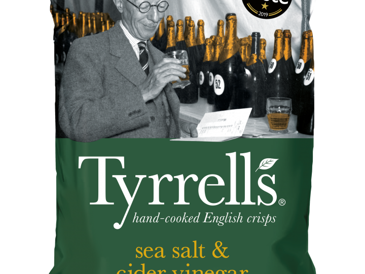 KP Snacks Radio Campaign for Tyrells