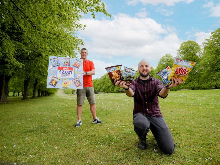 Win £2021 in Cash with KP Snacks