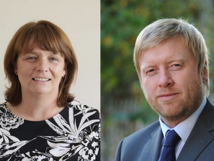 Johnson Brothers makes two senior appointments