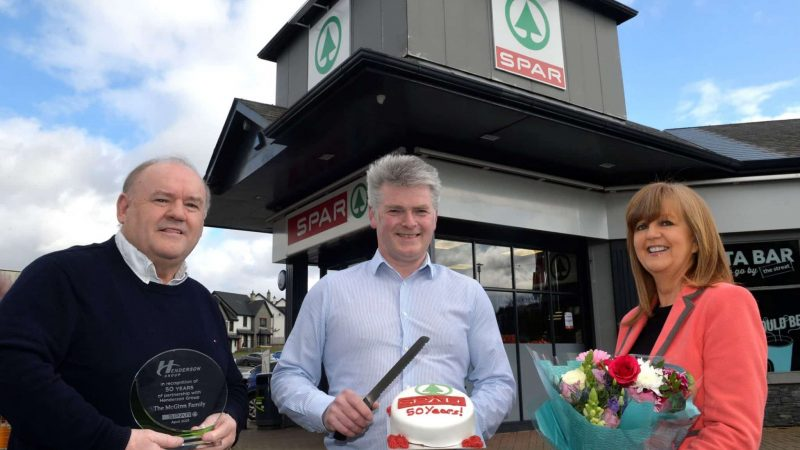 A Lifetime's Work – Spar Killyclougher celebrates 50 years in 2021 – but 65 years in business