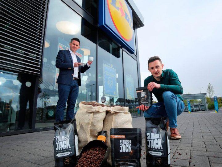 SlumberJack Coffee signs deal with Lidl