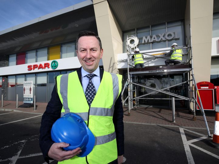 Maxol to help kickstart economy with £2m investment in Northern Ireland