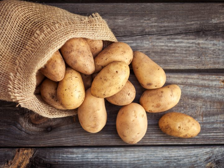 Chips are up for potato growers