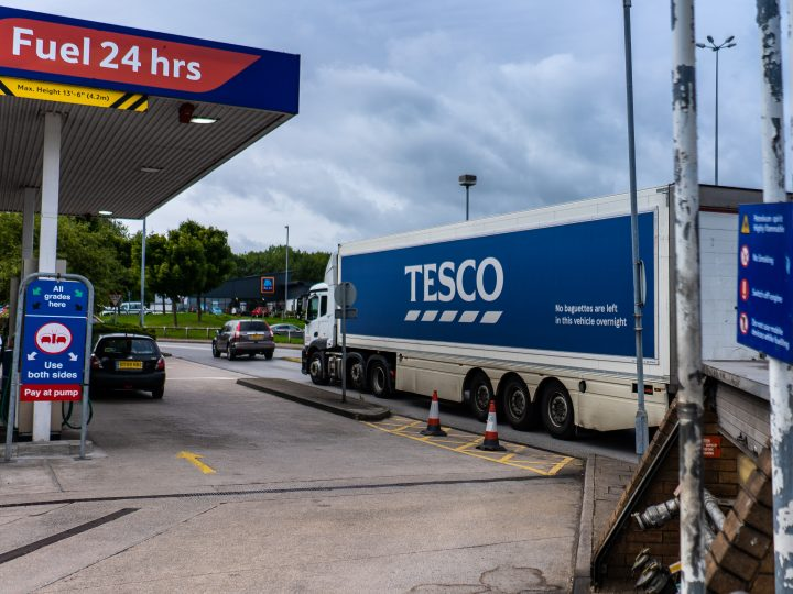 Logistical nightmares – Tesco prepares for the fall-out when grace period ends