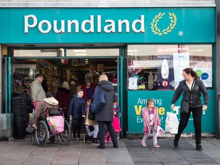 Poundland Local – No plans for NI yet