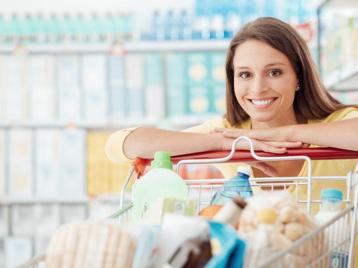 Latest take home grocery figures show slight decline