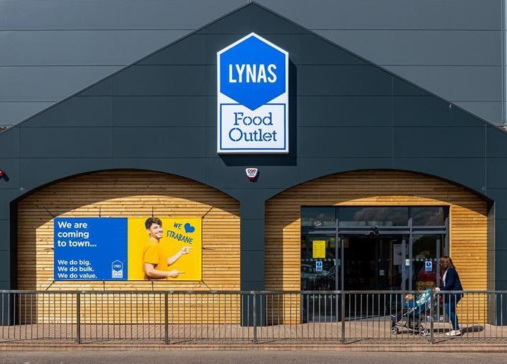 Lynas Foodservice opens new Strabane store