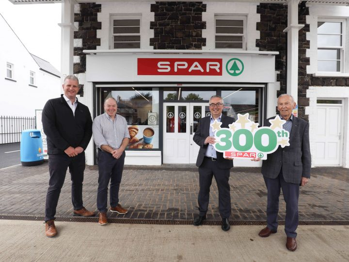 Special Landmark – SPAR Coagh brings the grand total to 300 stores in NI