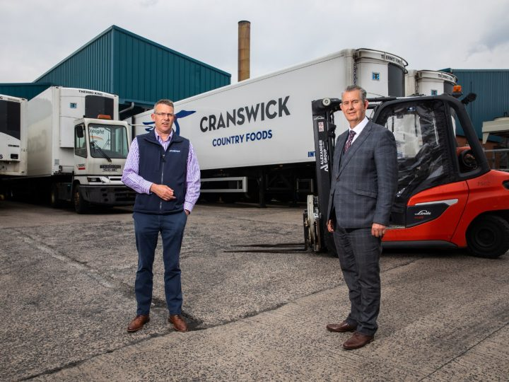 Ballymena's Cranswick Foods goes carbon neutral
