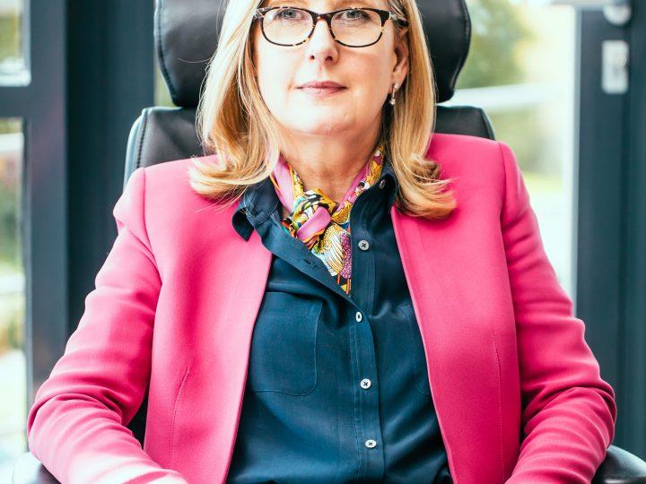 SHS Group CEO Elaine Burchill awarded honorary MBE