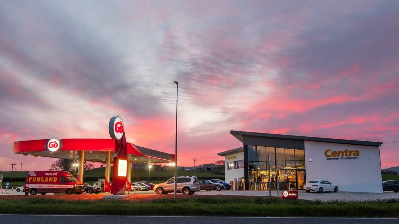 New Centra with Go forecourt – Conway Brothers Shared Venture near Cookstown