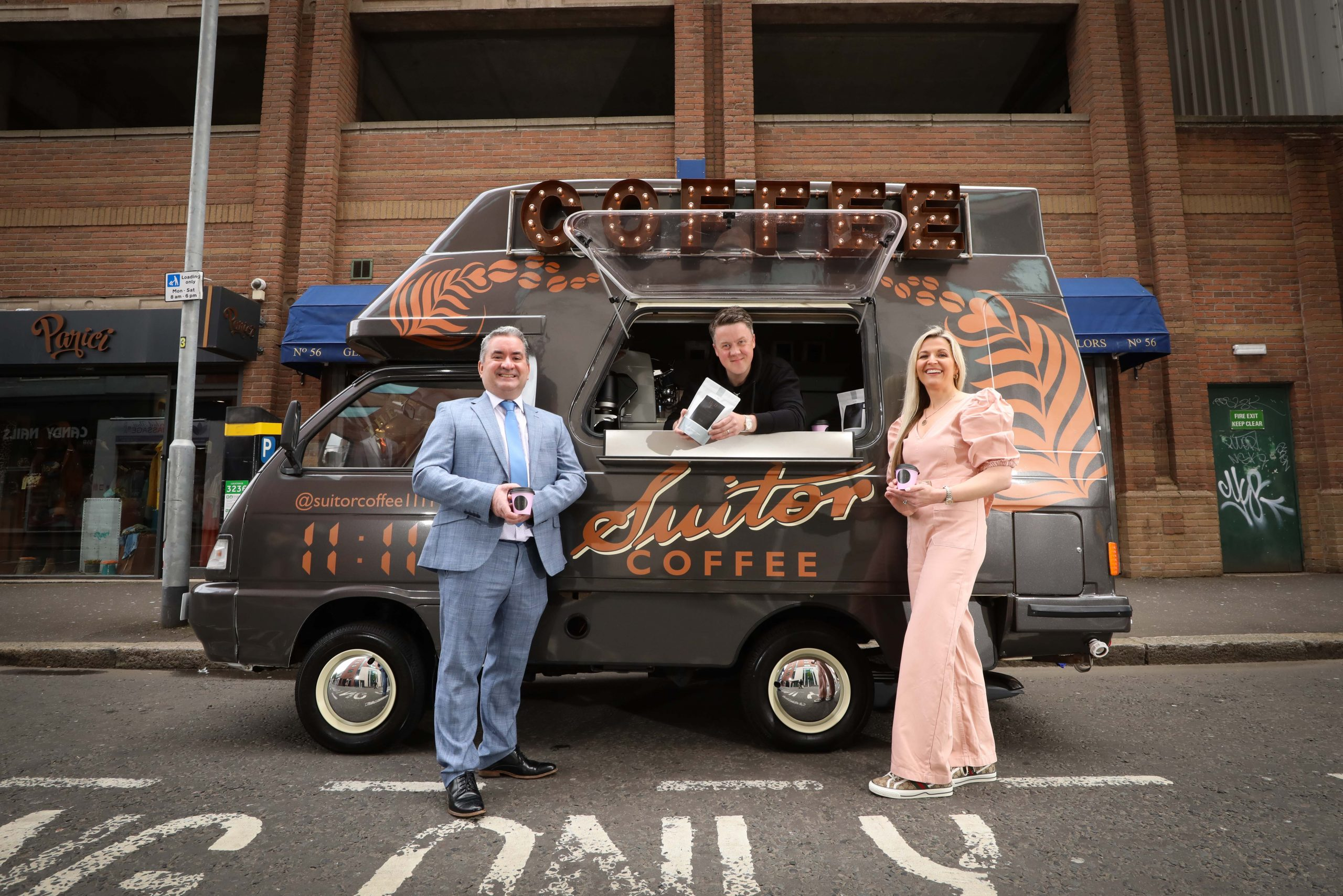 Full of beans! Suitor duo launch new speciality coffee venture, 11-11