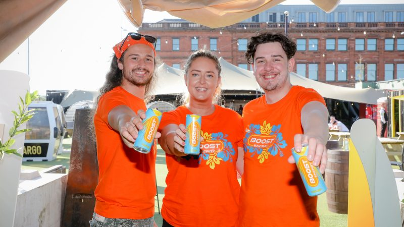 Happy Heatwave! Thirst Quenching Boost – Mango flavour launched for summer '21