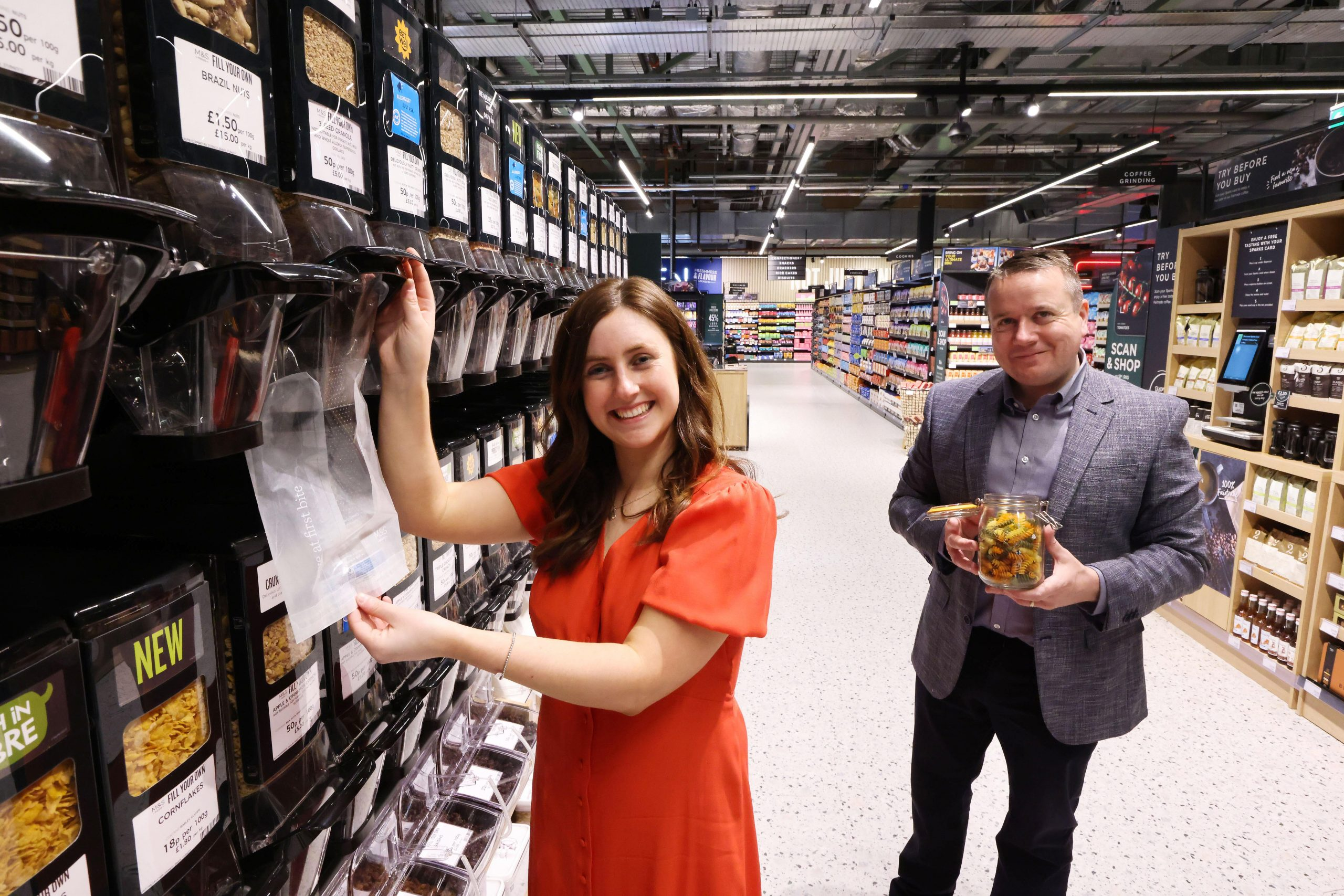 M&S Sprucefield Foodhall transformed in 'renewal programme'