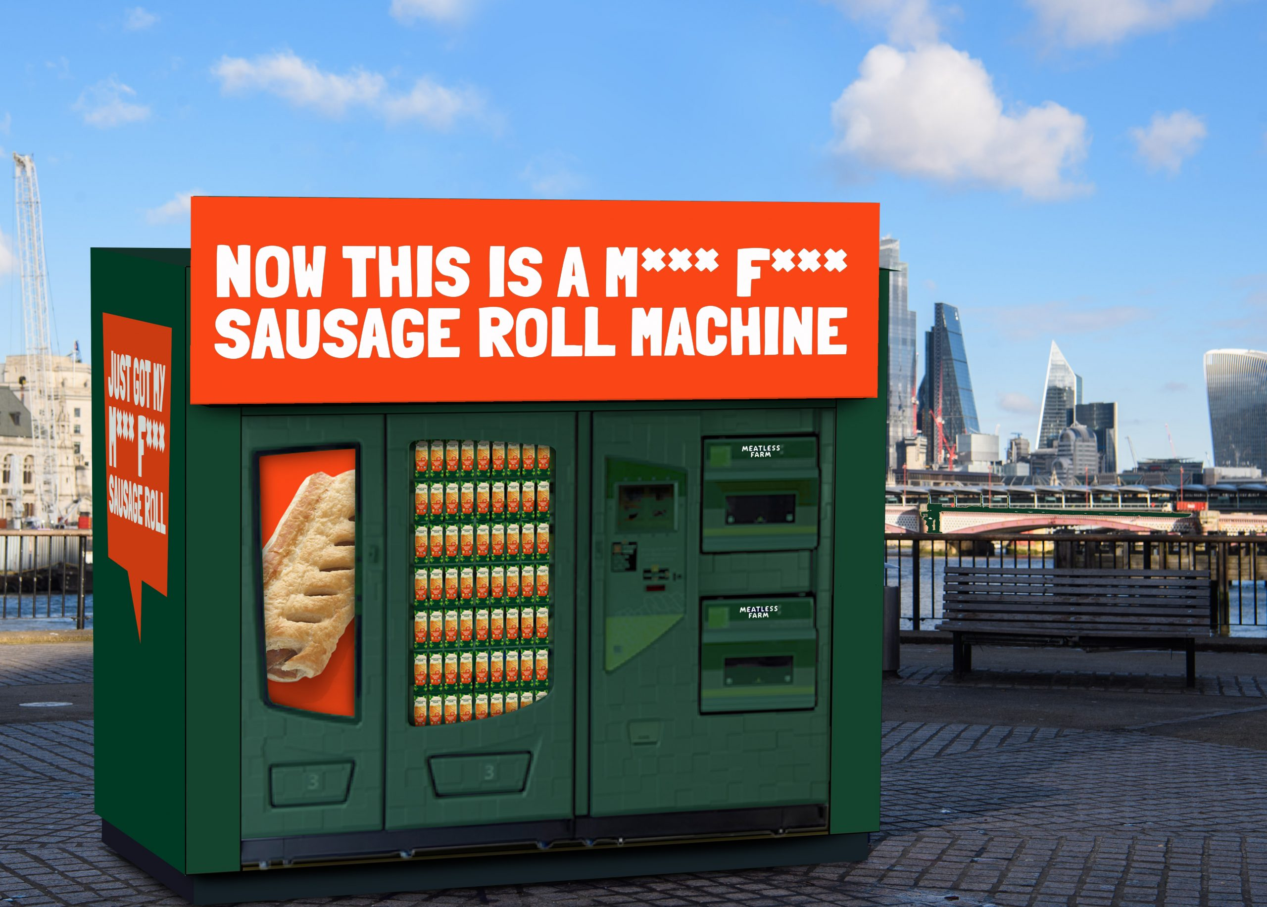 National Sausage Roll Day is Saturday 5th June – and it's going meat free