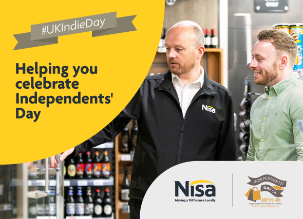 Sunday 4th July is Independent's Day – campaign for independent retailers