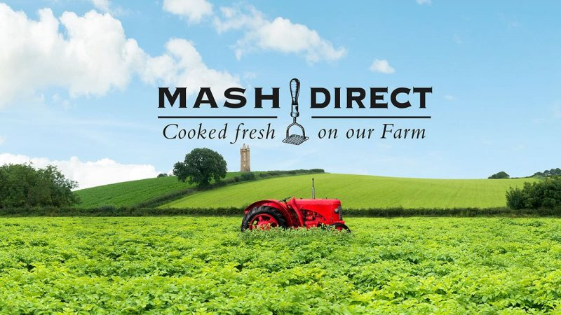 Mash Direct Pitch Side Perfect