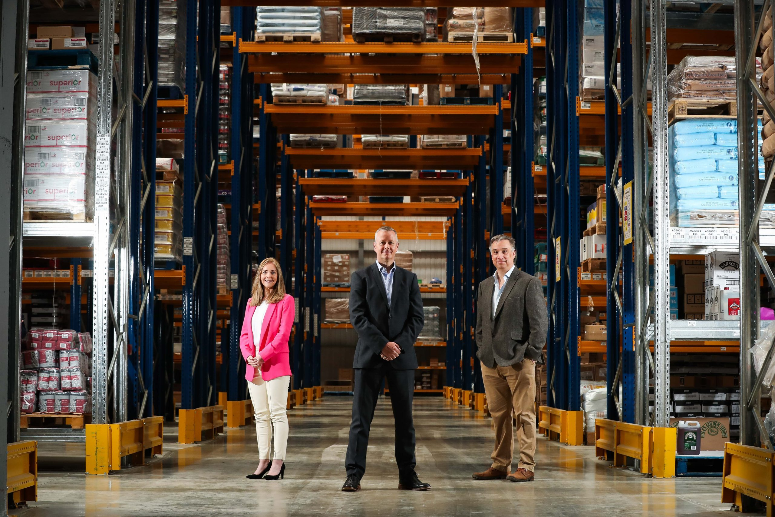 Henderson Foodservice invests £16 million in new warehouse
