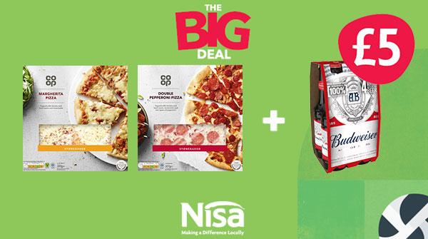 Nisa's Big Deal is Back