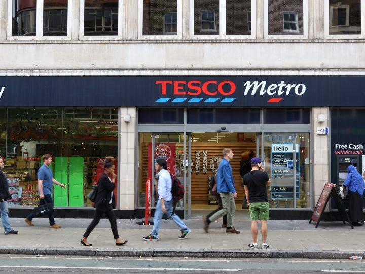 Tesco to rip up Metro format