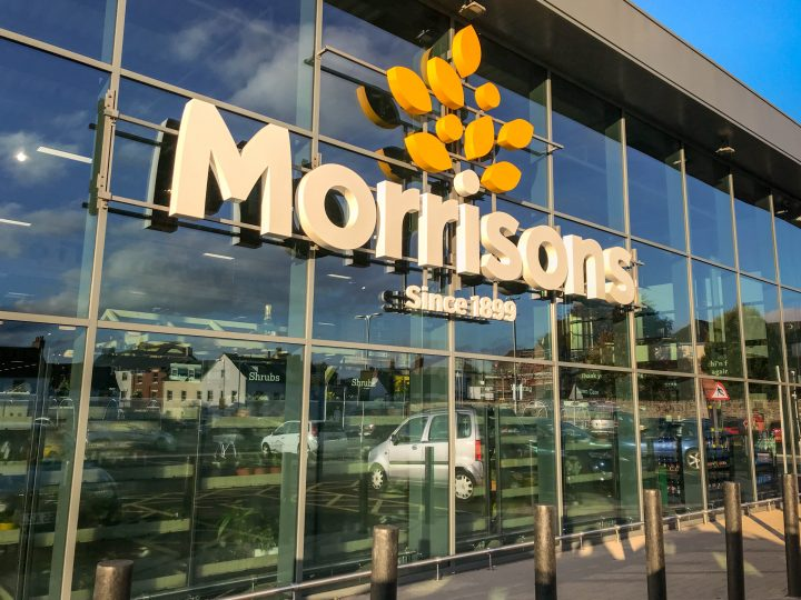 Morrisons rejects £5.5bn takeover bid – then shares spike