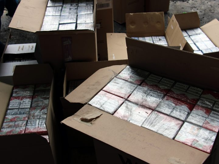It's a Crime – Retailer jailed for selling illicit tobacco
