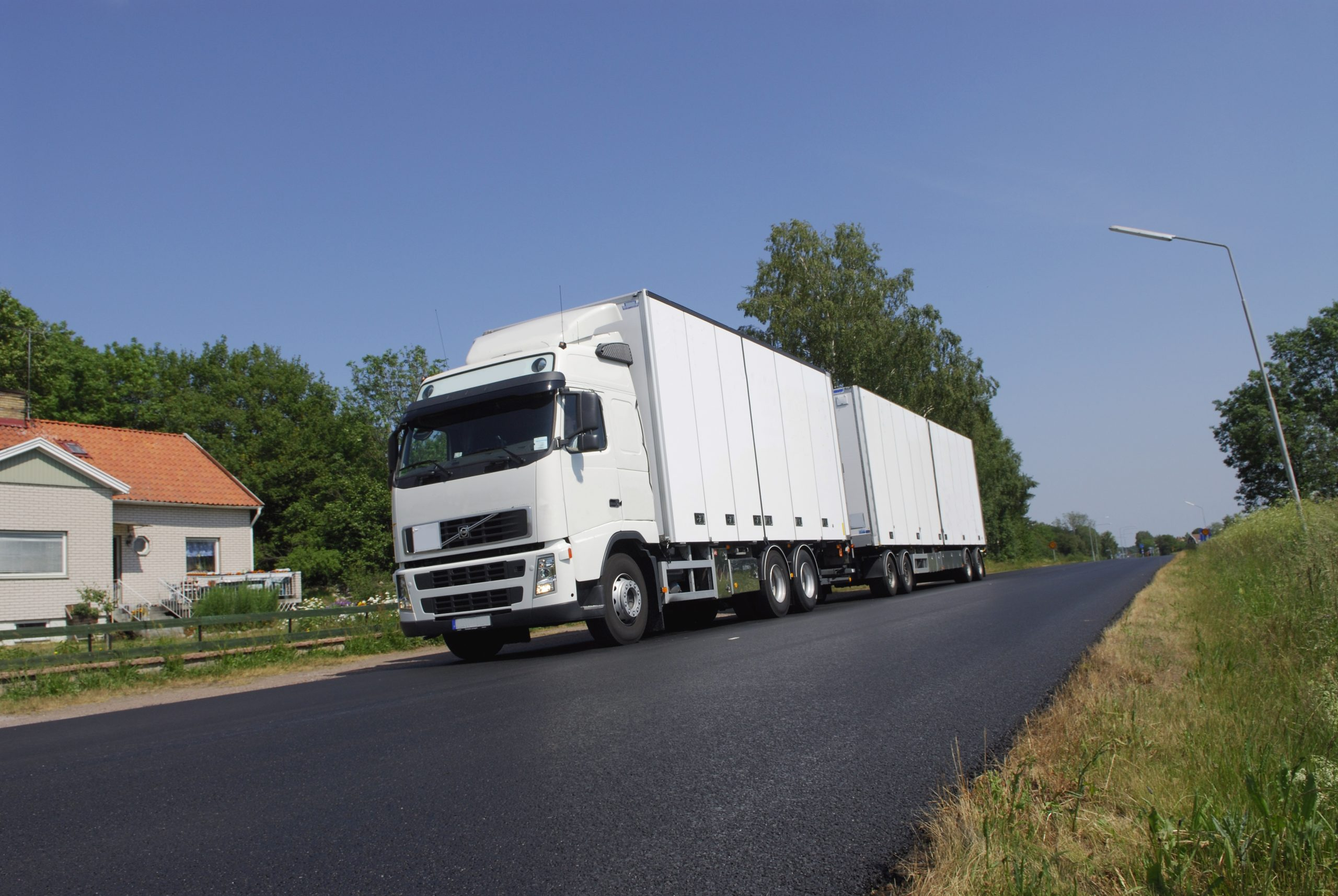 Urgent action needed to avoid effects of HGV driver shortages