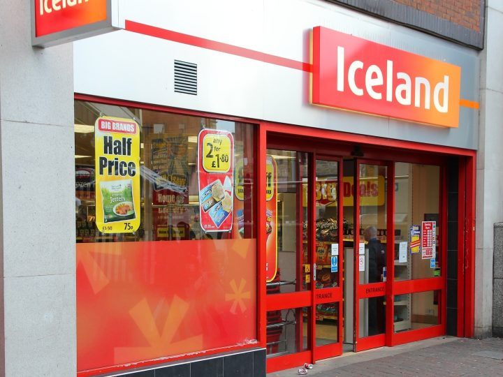 Iceland 's new NI depot bids to smooth post-Brexit trading