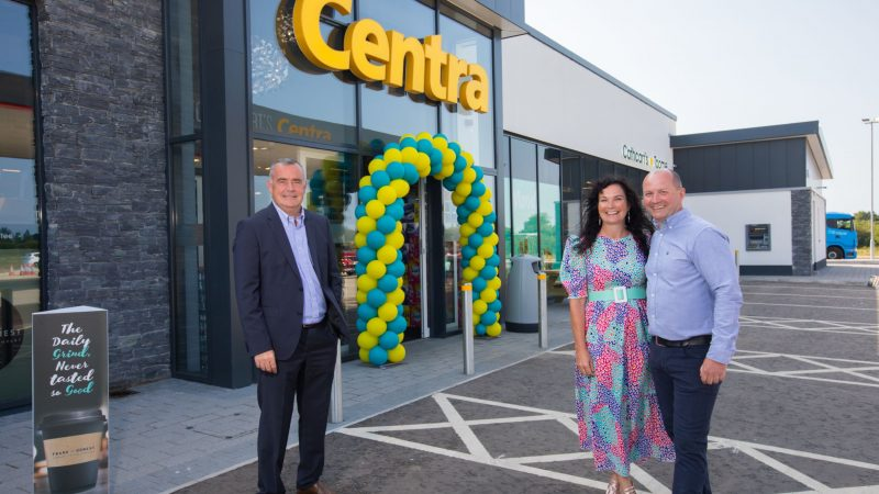 Enhanced Convenience at New Cathcart's Centra Toome – £1m investment, 35 jobs
