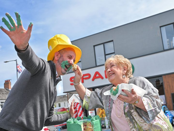 Birthday bash is a fundraising smash for SPAR NI and Marie Curie