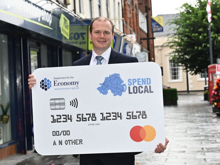 'Spend Local' – Details of High Street Scheme announced by Economy Minister