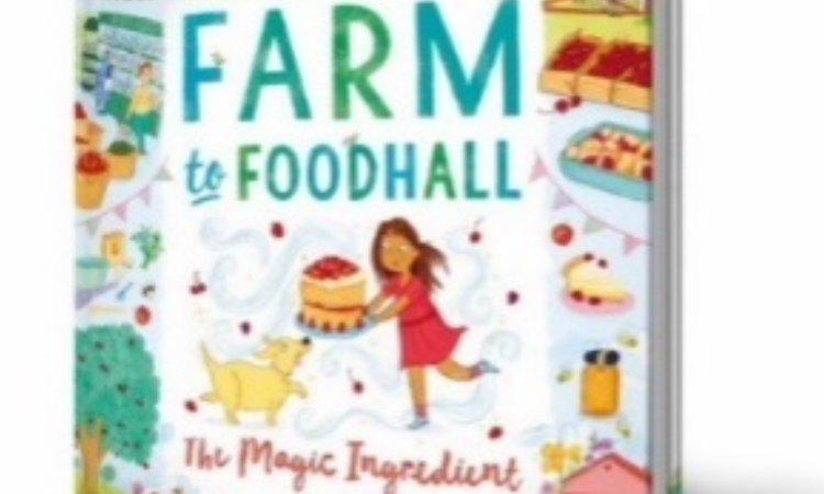 M&S Food launches Children's Book in response to increased appetite for sustainable future