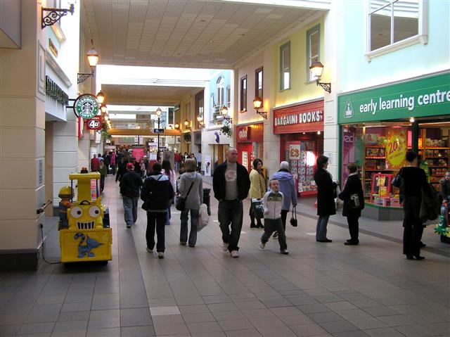 Big shopping centre in Ballymena sold – Fairhill sold to Magell