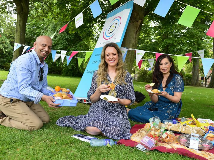 Lunch Legends – The Big Lunch Community Spirit shines throughout Northern Ireland