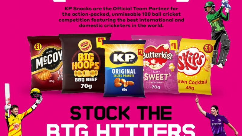 KP Snacks launches campaign to champion healthy and active lifestyles