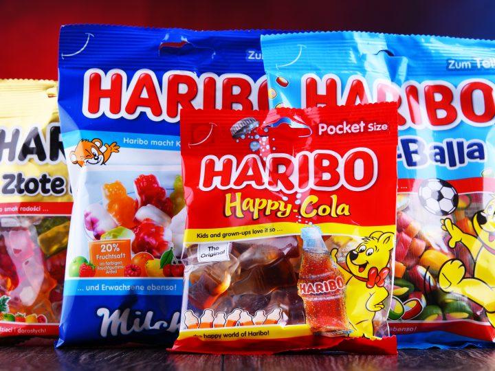 Haulier shortage hits Haribo
