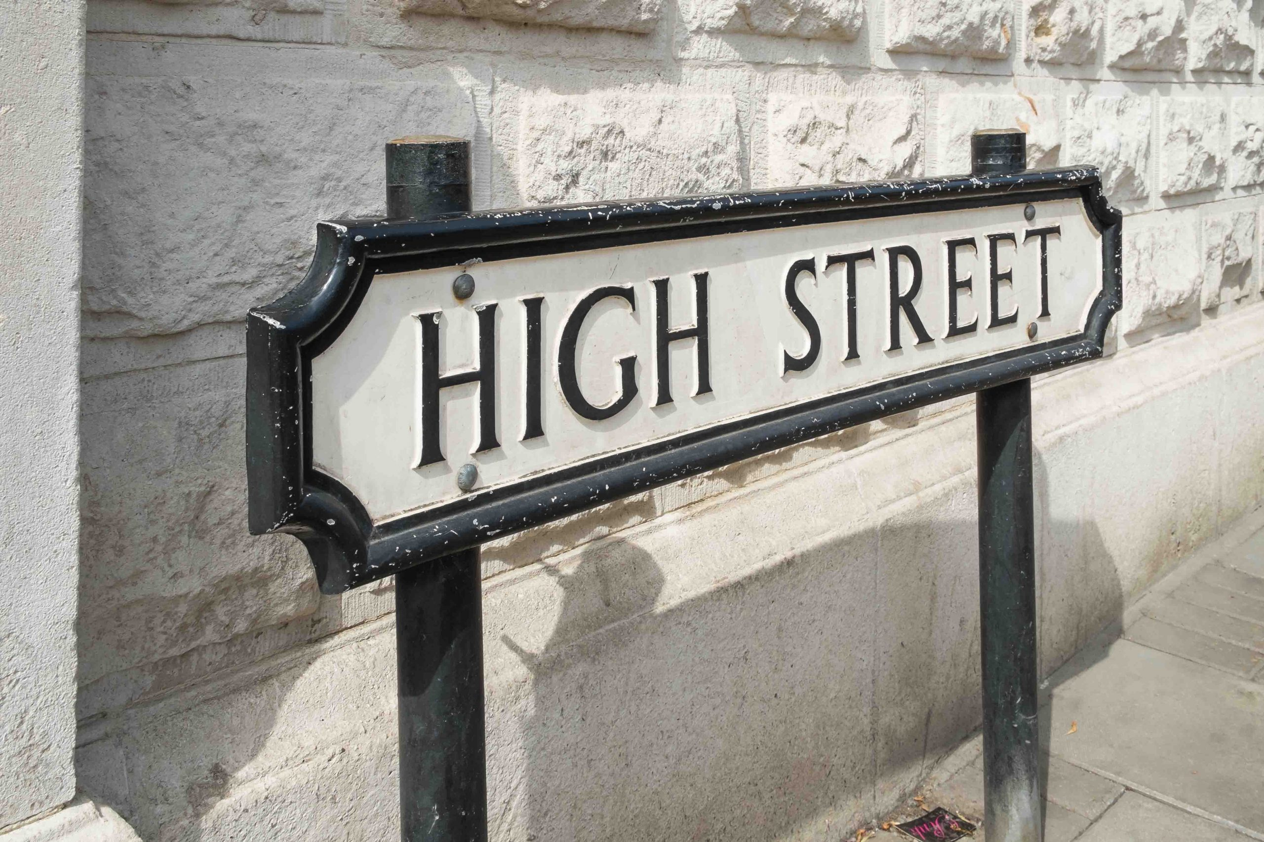 High street voucher scheme will come to fruition – soon, says new Economy Minister