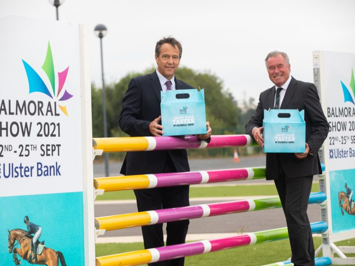 On with the Show! RUAS launch Balmoral Show, in partnership with Ulster Bank
