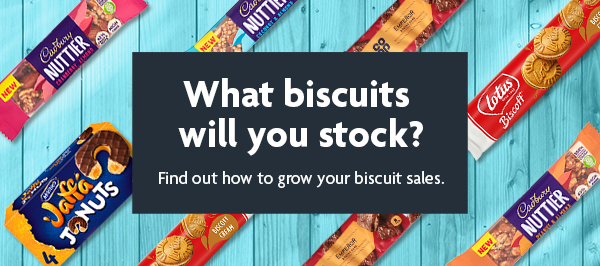 Nisa launch new initiative to bump up biscuit sales