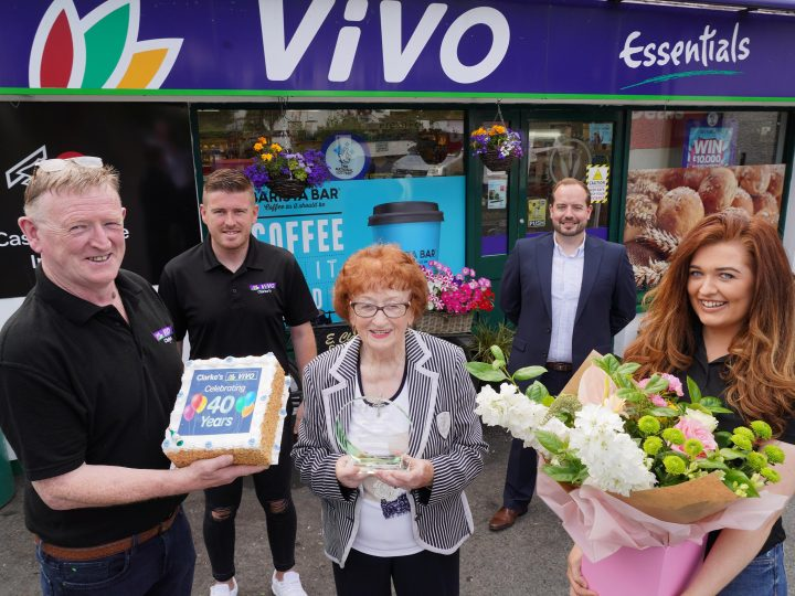 The Big 4-O – Forty years for the Clarke family and their VIVO store