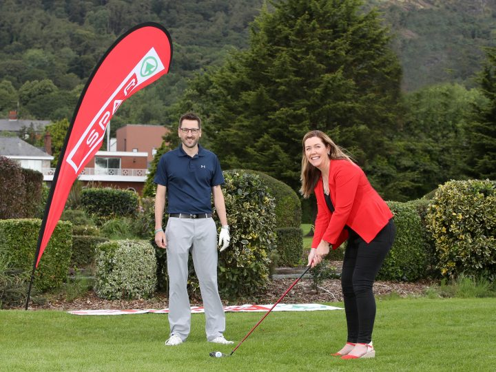 SPAR NI helps keep little Oscar Knox's legacy alive with signature event