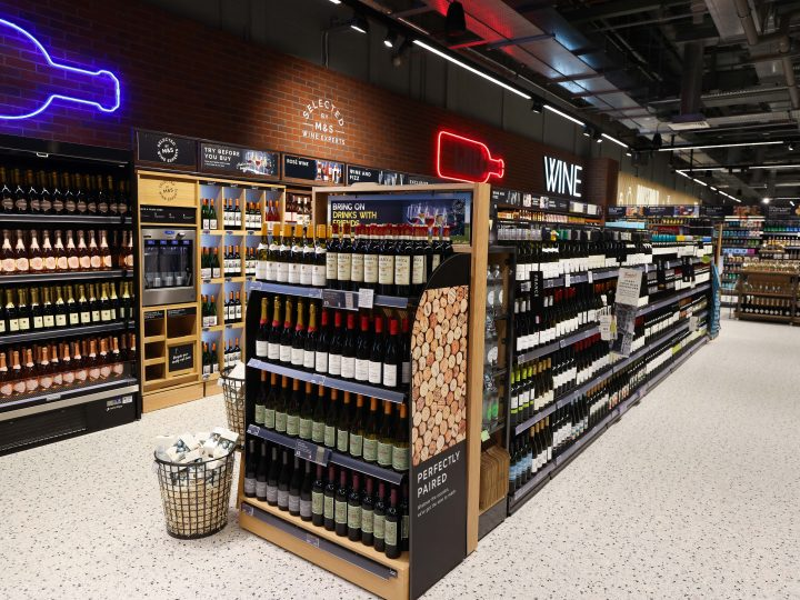 Take a Second Look  – A Recipe for Renewal – M&S Foodhall Lisburn