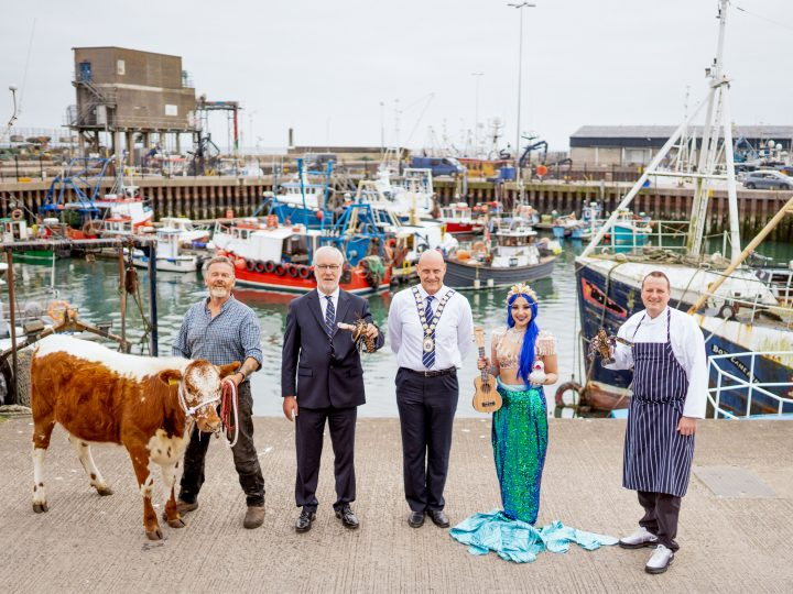 Tide and Turf Themed Seafood Festival set for Portavogie