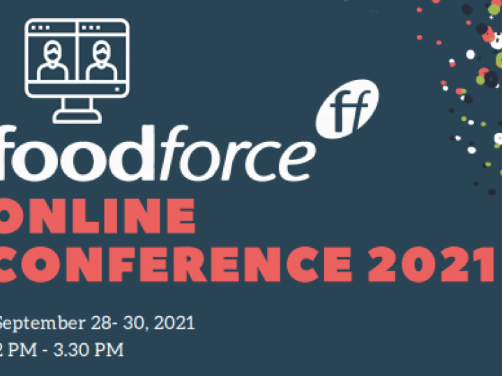 Hold the Date – Food Force Ireland coming up on 28-30th September