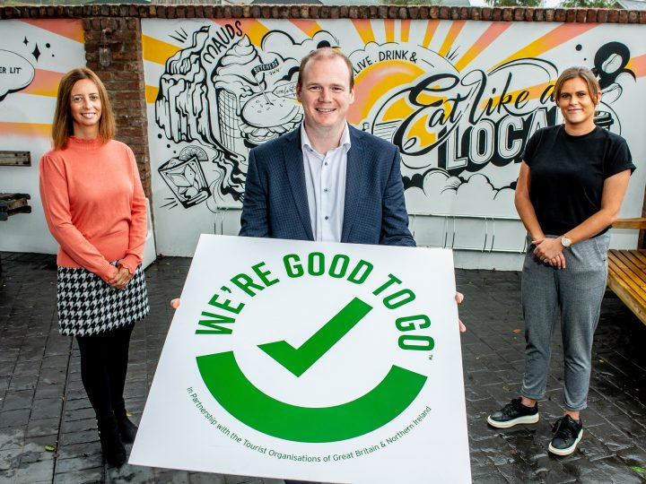 Good to Go Mark – Reassurances for customers across NI
